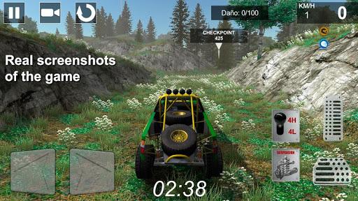Code Triche TOP OFFROAD Simulator APK MOD (Astuce) screenshots 5