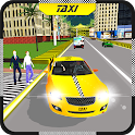 Modern Taxi Driver 2015 icon