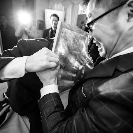 Wedding photographer Chen Xu (henryxu). Photo of 22.04.2018