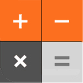 Calculator- Simple & Stylish!