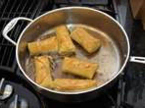 Delicious Cheese Blintzes Recipe