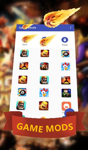 Go Cheater to Mods 2.1.3 screenshots 2