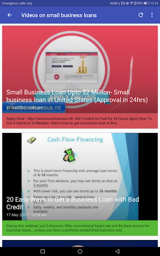 Small Business Loans screenshot 12