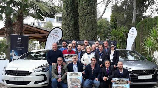 Presentación del III Rallye Valle del Almanzora - Filabres
