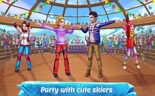 Ski Girl Superstar - Winter Sports & Fashion Game 1.0.7 screenshots 4
