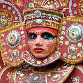 THEYYAM by Madhu Soodanan - People Body Art/Tattoos