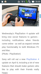 Technology News- screenshot thumbnail