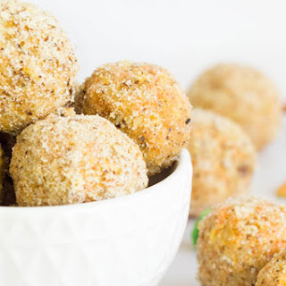 Carrot Cake Energy Bites To Power Your Day.