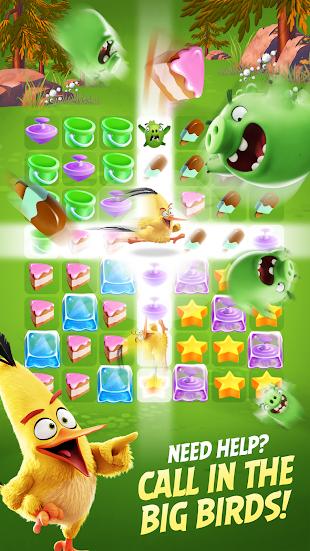 Angry Birds Match- screenshot thumbnail
