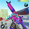 Critical FPS: Gun Strike Ops - Shooting Game icon