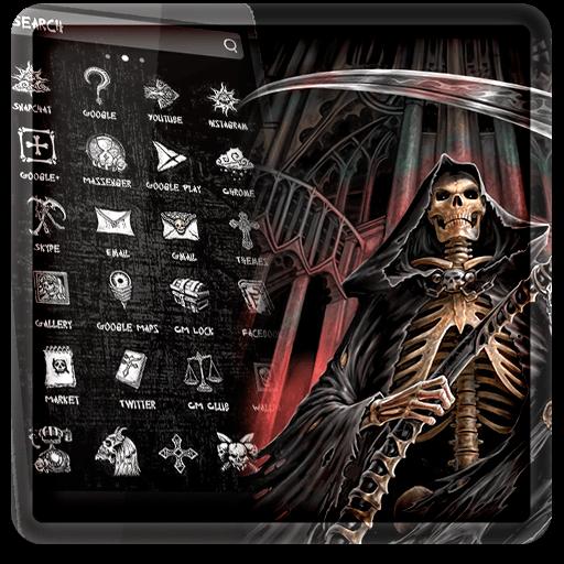 Punk Skull  Icon Packs