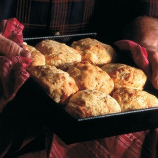 Grady Spears' Black Pepper and Cheese Biscuit