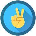 Rock Paper Scissors with Artificial Intelligence icon