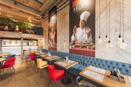 Ресторан Osteria Mario на Земляном Вале