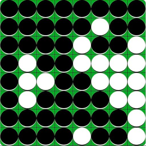 リバーシ 棋類遊戲 App LOGO-APP開箱王