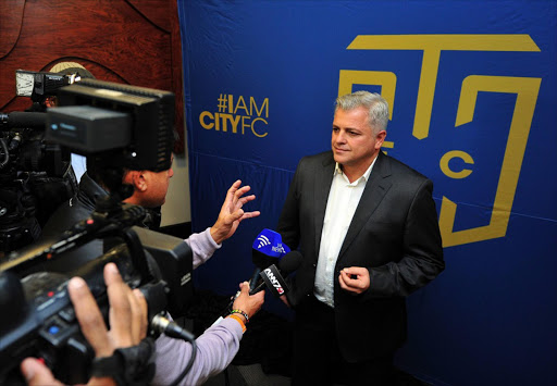 Cape Town City boss John Comitis. Picture credits: BackPagePix