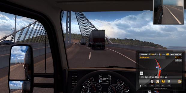 Truck Simulator Europe 2017 - náhled