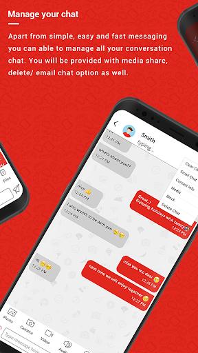 Wibrate - Free Wi-Fi & Messaging Service 3.8 screenshots 8