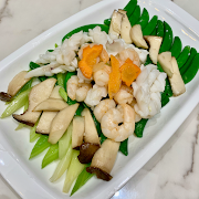 TS22.Stir Fried Mixed Seafood w/ Vegetable