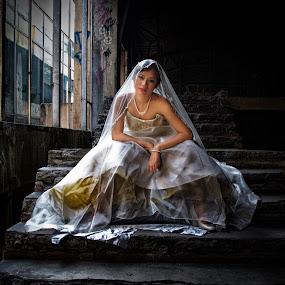 The Bride by Richard Gatmaitan - Wedding Bride