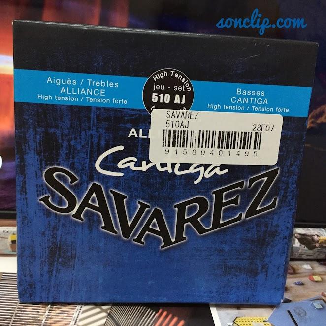 Dây Đàn Guitar Classic - Savarez 510AJ