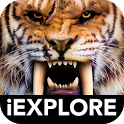 Extinct Animals iExplore AR icon