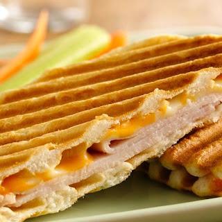 Grands!® Smoked Turkey and Cheese Paninis.