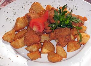 Photo: Móżdżek panierowany w restauracji Texas (Bp. XVIII) - 01