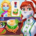Asian Cooking Games Star New Restaurant Games Chef icon