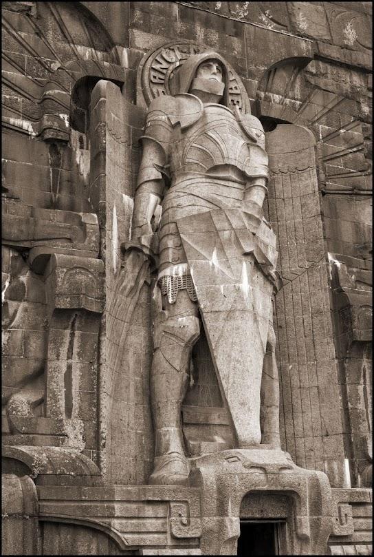 Völkerschlachtdenkmal, o Monumento da Batalha das Nações