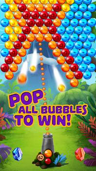 Vulcan Pop Bubble Shooter