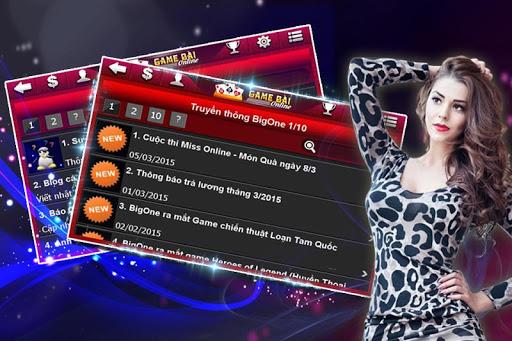 BigOne 2015 - Game Bài Online