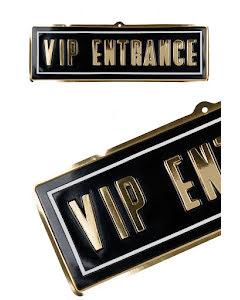 Väggdekor, VIP