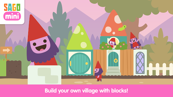 Sago Mini Village Screenshot
