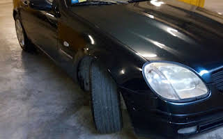 Mercedes Benz Slk Rent Lazio
