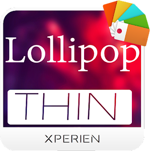 Xperien Theme Lollipop Thin