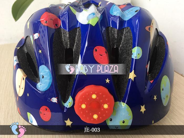 Nón bảo hiểm trẻ em Utakfi cao cấp JE-003 4
