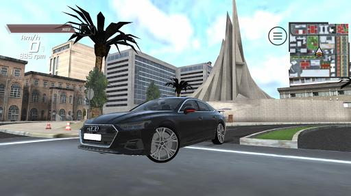 Super Car A7 Simulation, Quest, Parking screenshot 9