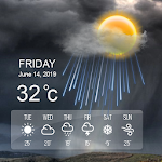 Weather Channel App & Weather Channel Live icon