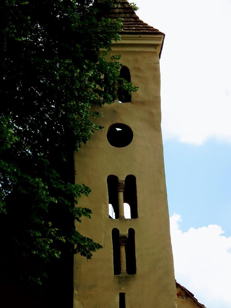 Mánfa - Sarlós Boldogasszony rk. templom, Árpád-kori