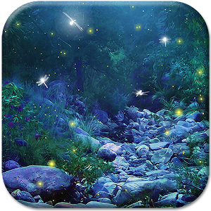 Fireflies Live Wallpaper apk