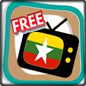 Canal de televisión Myanmar icon