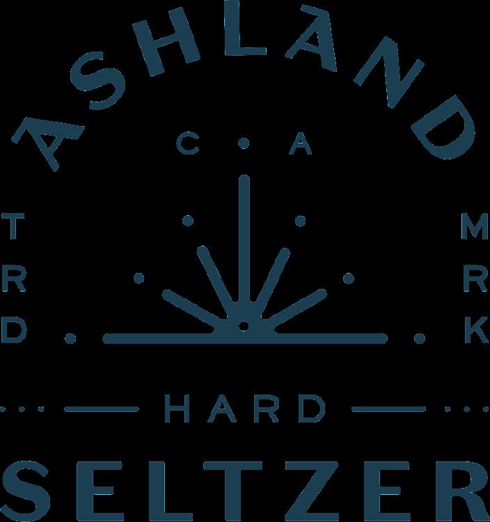 Logo of Ashland Hard Seltzer Blackberry Lemonade