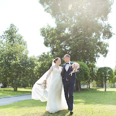 Wedding photographer Anna Stenina (annastenina86). Photo of 04.08.2016
