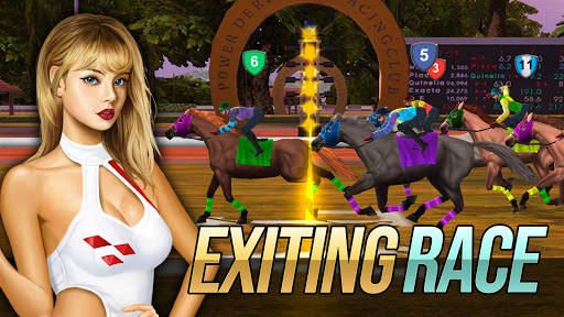 Power Derby - Live Horse Racing Game filehippodl screenshot 2