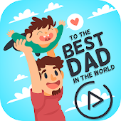 Tải Fathers Day Video status 2018 APK