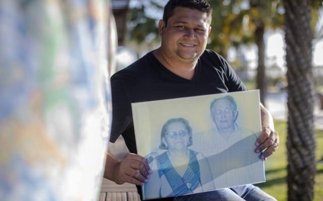 Inspirado pela saudade de sua avó, Deibson Silva criou o app Legathum para preservar a memória