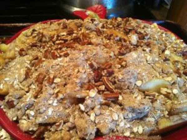 There are two ways to do the crumb topping. Usually I put the ingredients,...