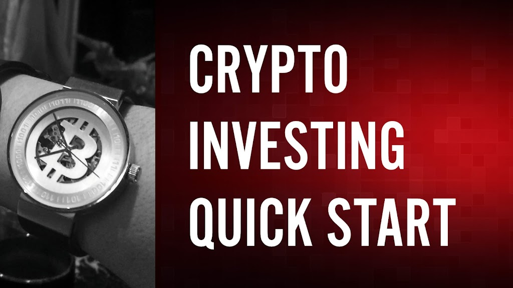 Crypto Investing Quick Start Course