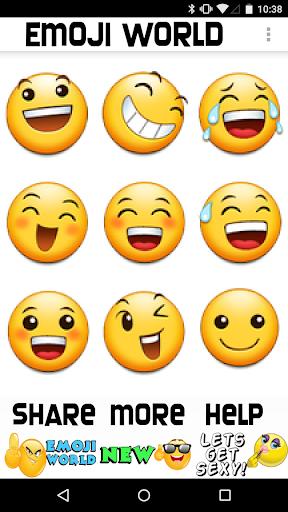 Free Samsung Emojis Screenshot